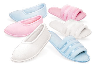 Womens Slippers, Washable Slippers for Women